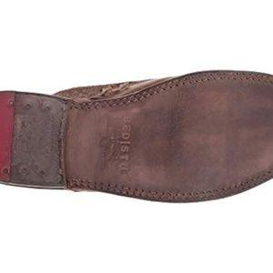 Bed Stu Shoes - Bed Stu Rose Tan Rustic Mason Women's Slip On